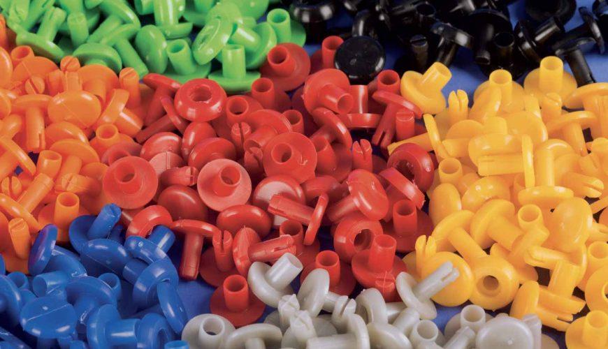 bottoni colorati