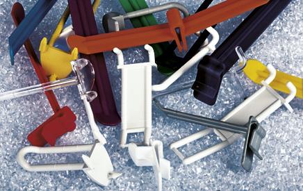 materiali plastici e impiego