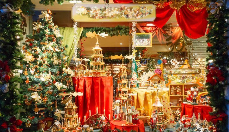 vetrine natalizie idee per farle